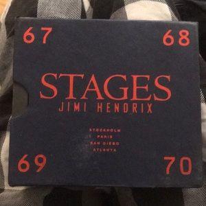 Cd's from Jimi Hendrix
